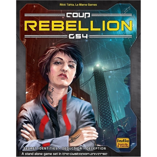 Coup: Rebellion G54