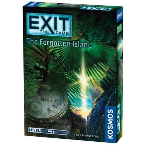 Exit the Game: The Forgotten Island (PRE-ORDER: Early October)