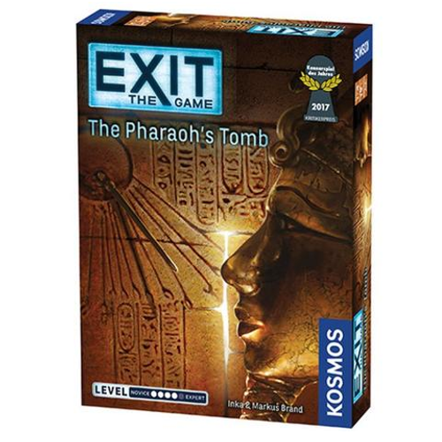 Exit the Game: The Pharoah's Tomb (PRE-ORDER: Early October)