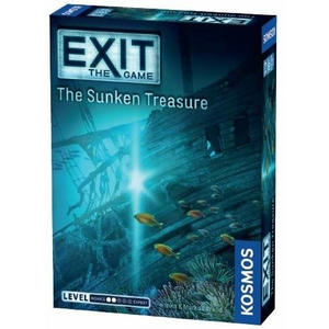 Exit the Game: The Sunken Treasure (PRE-ORDER: Early October)
