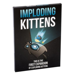 Exploding Kittens Expansion: Imploding Kittens