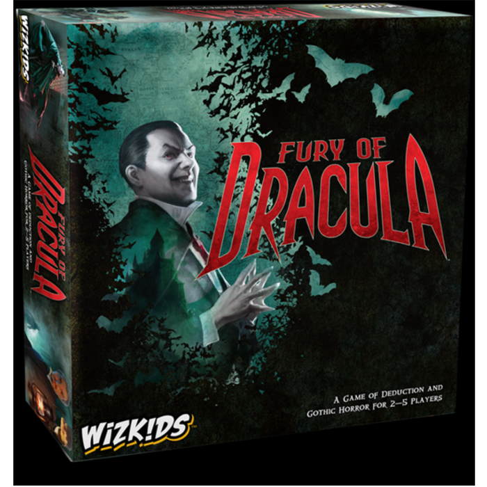 Fury Of Dracula: Fourth Edition