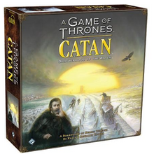 Load image into Gallery viewer, Catan: A Game of Thrones, Brotherhood of the Watch