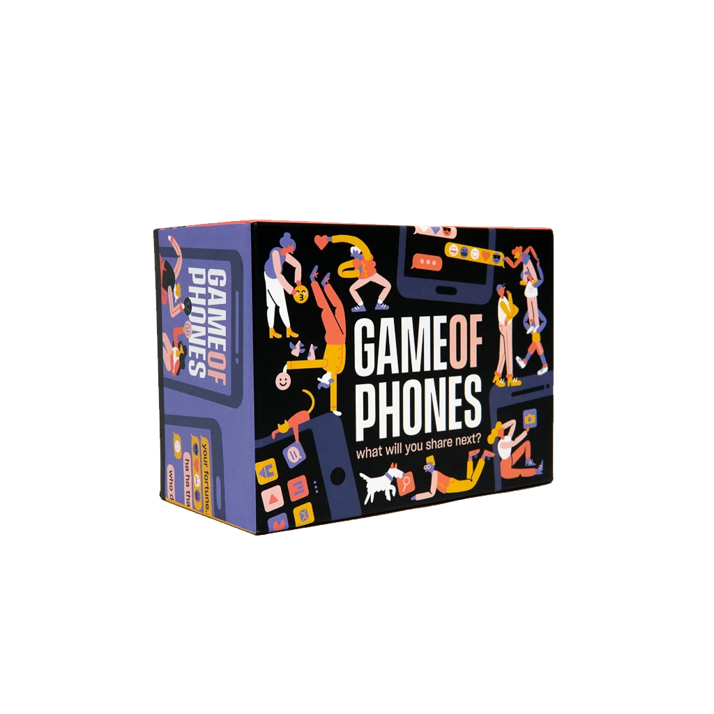 Game of Phones - New Edition