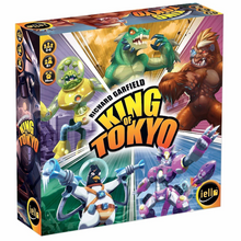 Load image into Gallery viewer, King of Tokyo 2nd Edition