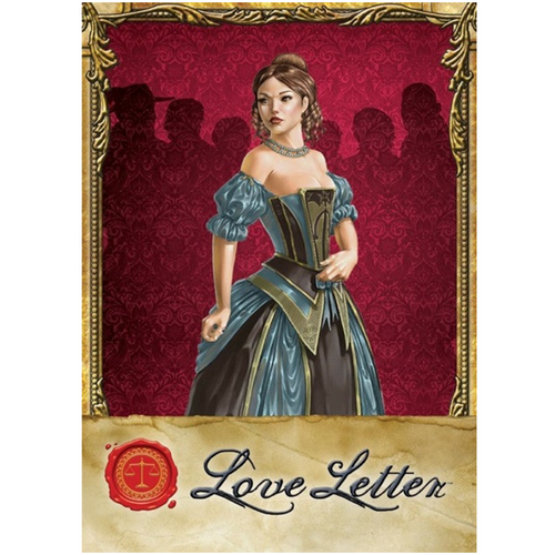 Love Letter (Velvet Bag Edition)