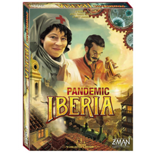 Load image into Gallery viewer, Pandemic: Iberia