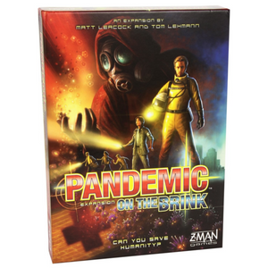 Pandemic: On the Brink (PRE-ORDER: ETA Early October)
