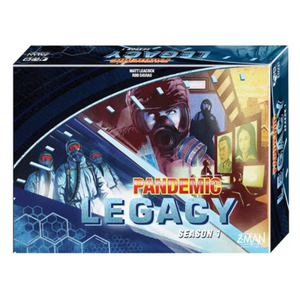 Pandemic Legacy: Season 1 (Blue Edition) *PRE-ORDER: December