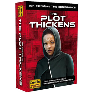 The Plot Thickens: The Resistance Expansion