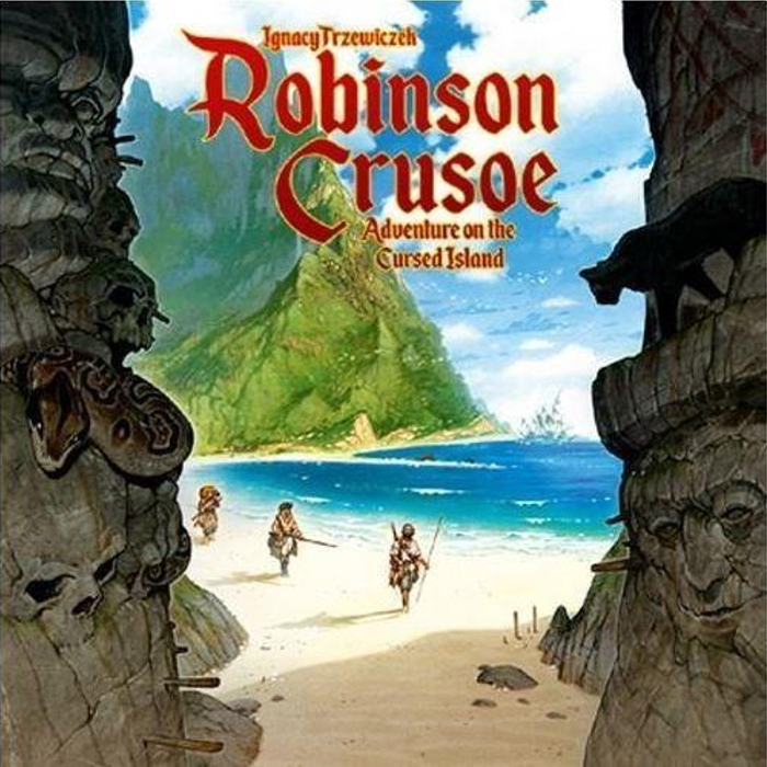 Robinson Crusoe (Second Edition)