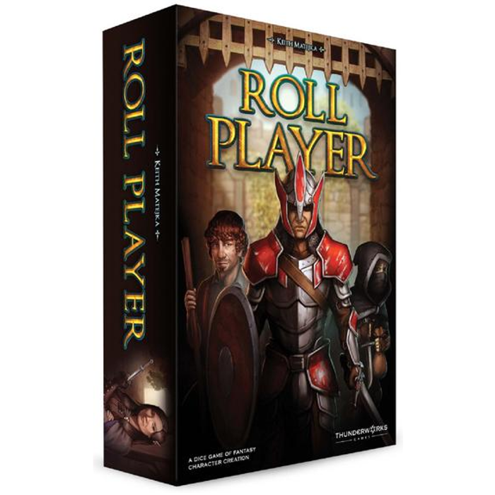 Roll Player (PRE-ORDER: ETA Early October)