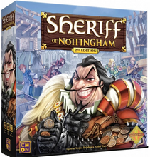 Load image into Gallery viewer, Sheriff Of Nottingham (2nd Ed)