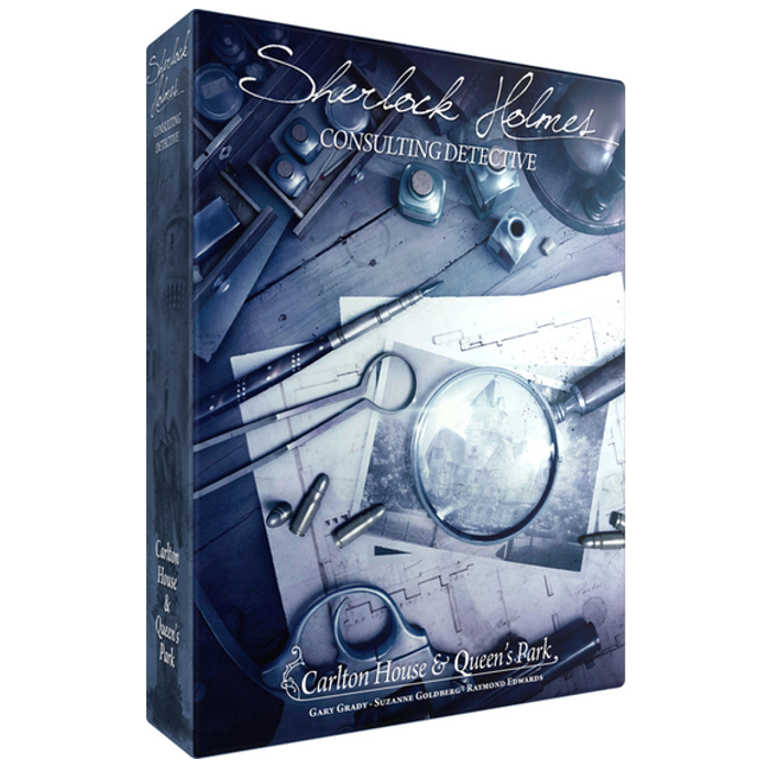 Sherlock Holmes Consulting Detective Carlton House & Queens Park