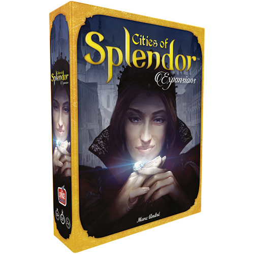 Splendor Expansion: Cities of Splendor