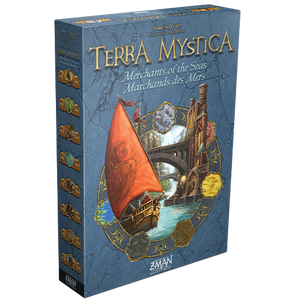 Terra Mystica: Merchants of the Sea