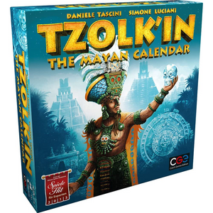Tzolk'in: The Mayan Calender