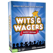 Load image into Gallery viewer, Wits & Wagers: Family Edition