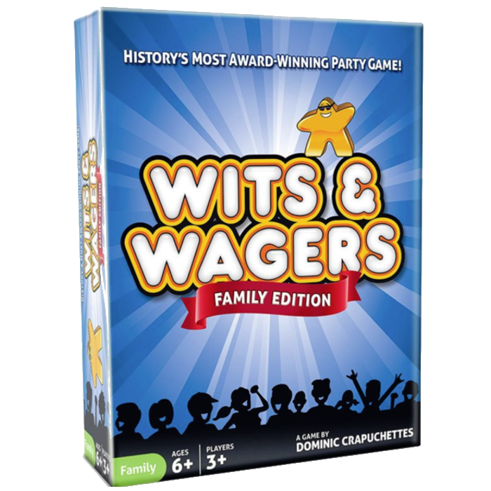 Wits & Wagers: Family Edition