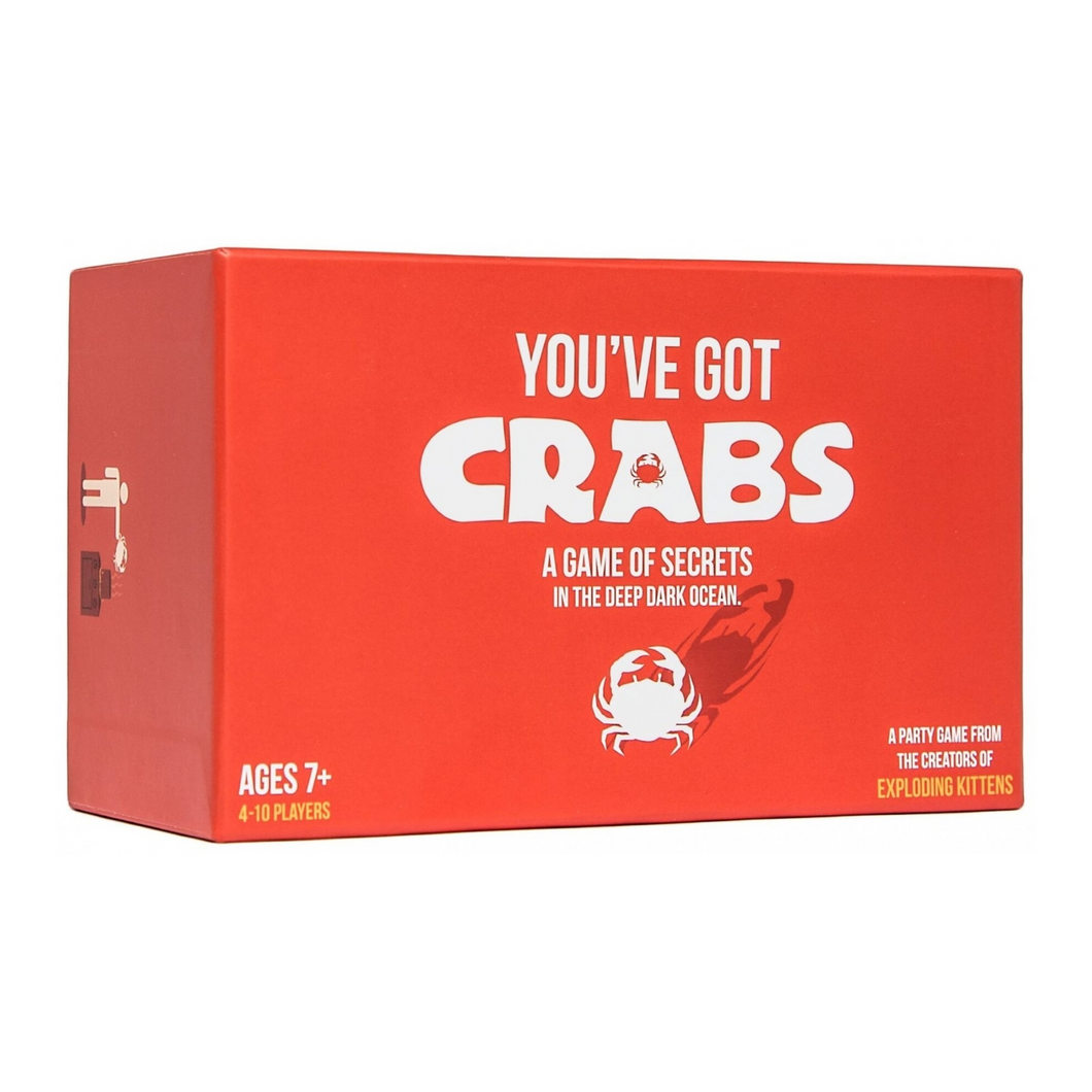 You've Got Crabs!
