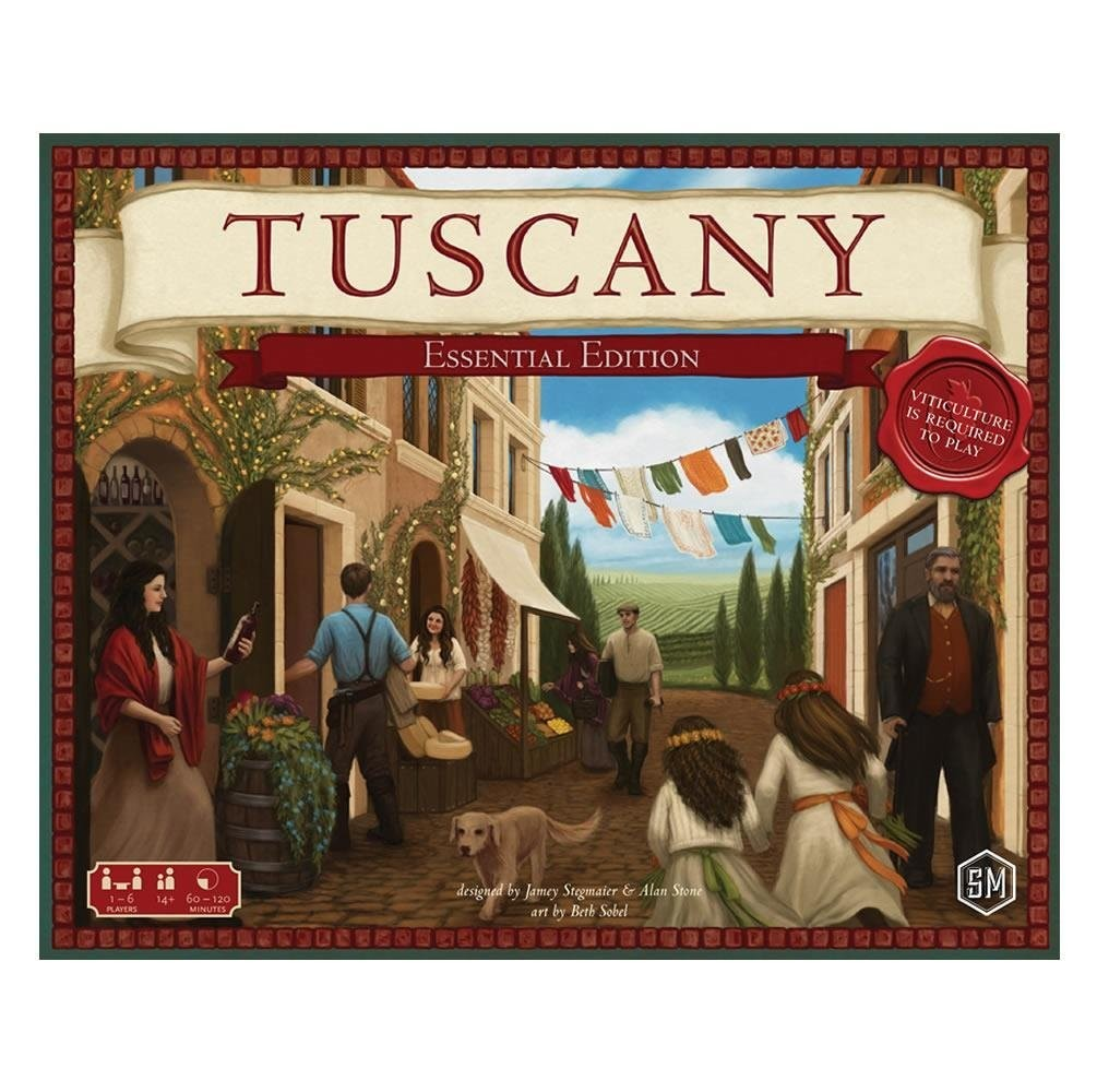 Viticulture Tuscany: Essential Edition