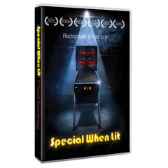 Special When Lit DVD (PAL) - A Pinball Documentary