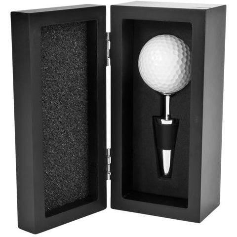 Golf Ball - Bottle Stopper by True