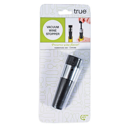 Barrier™ Vacuum Pump Stopper by True