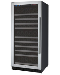 Allavino Flexcount - 128 Bottle Single Zone Wine Refrigerator - VSWR128-1SSLN
