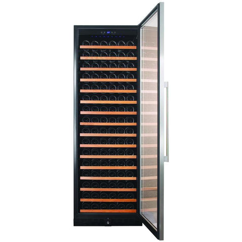 Smith & Hanks 166 Bottle Single Zone Wine Cooler - RW428SR