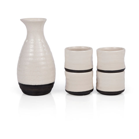 Fervor™ 5-Piece Sake Set