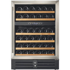 Smith & Hanks - 46 BOTTLE DUAL ZONE WINE COOLER - RW145DR - cjdss