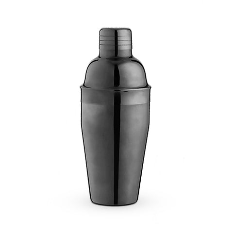 Jet™ Gunmetal Black Barware Set by True®