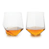 Image of Seneca™ Faceted Crystal Tumblers (Set of 2) by Viski