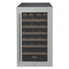 Image of Allavino Cascina - 43 Bottle Single Zone Wine Cooler Refrigerator - VIWR43-1SSRT