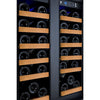 Image of Allavino FlexCount Series 36-Bottle Dual-Zone Wine Refrigerator - VSWR36-2BWFN