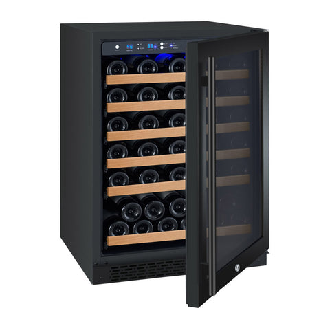 Allavino Flexcount - 56 Bottle Wine Refrigerator - Right Hinge - VSWR56-1BWRN