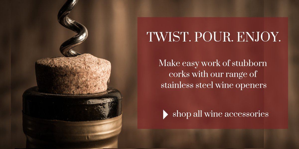Shop all Wine Accessories