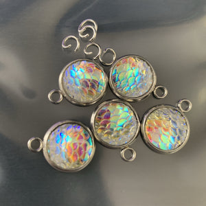 Mermaid Charms (5 pack)