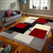 Madagascar Red Rug