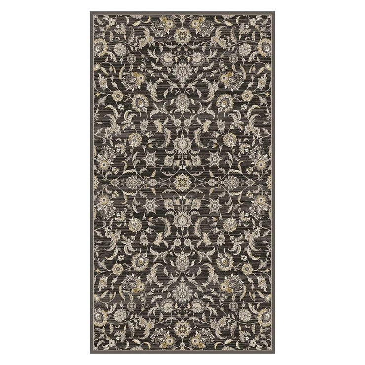 Picasso Dark Brown Rug 2 x 2.9m