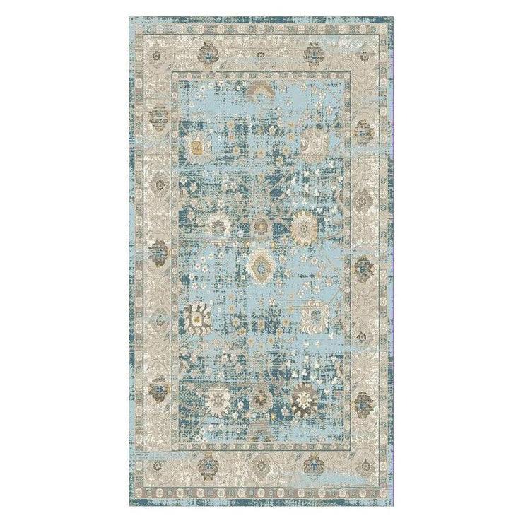 Picasso Light Blue Rug 2 x 2.9m
