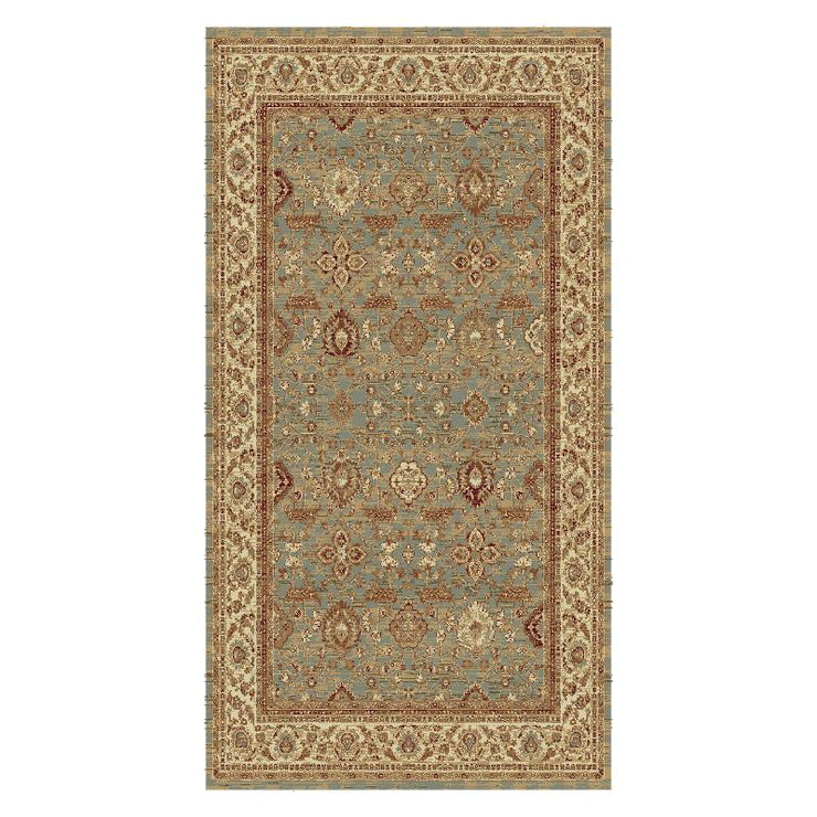 Verona Traditional Blue Rug 2 x 2.9m