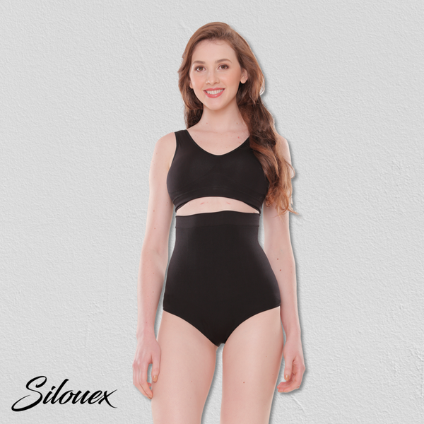 High-Waisted Shaper Panty - Silouex