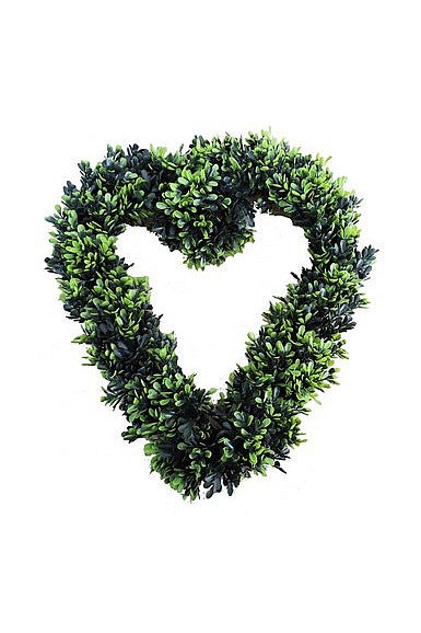 Rembrandt Grass Heart Wreath