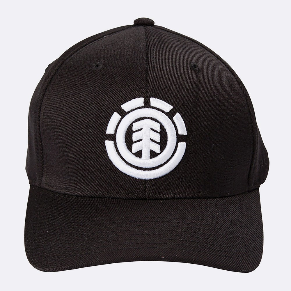 Element Tree Flexifit Black Cap