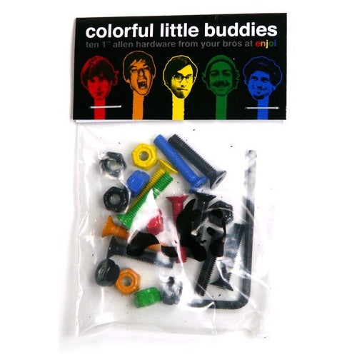Colourful Little Buddies - Allen Key