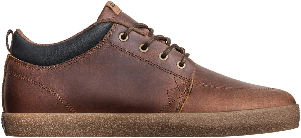 Globe GS Chukka Brown Leather/Crepe
