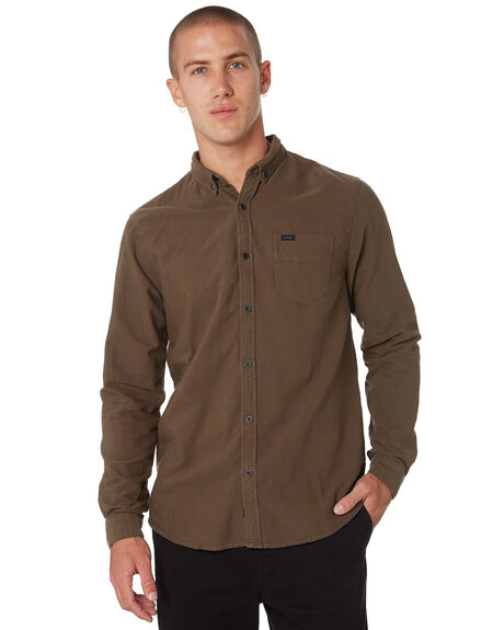 Globe Goodstock Oxford LS Shirt