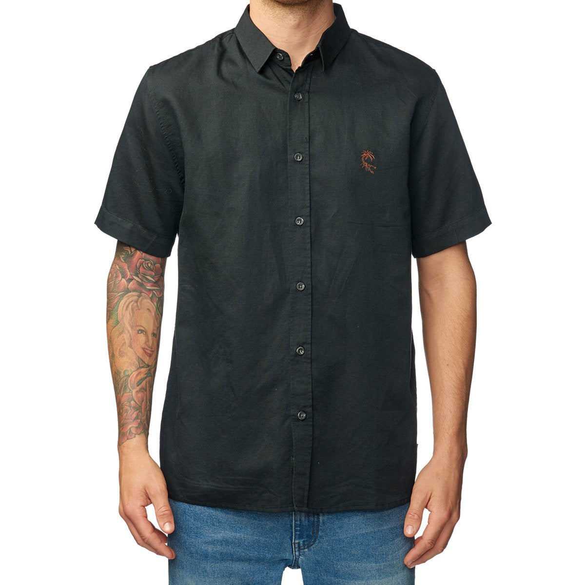 Globe Scorpio Short Sleeve Shirt